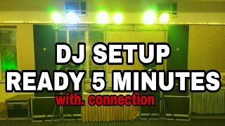 DJ SETUP IN HINDI