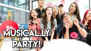 MUSICAL.LY PARTY! (ft. Kyline Alcantara, Donnalyn Bartolome, Rhap Salazar & More!)