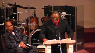 Harold Christians Funeral Pt.3 - Pastor Calloway-