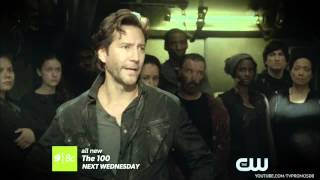 The 100 - Episode 2x10: Survival of the Fittest Promo #1 (HD) #The100