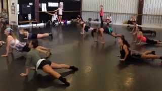 Elastic Heart (Sia Cover by Madilyn Bailey)  Class choreography by Zac Jaffar.