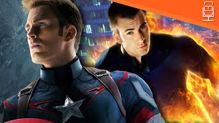 Chris Evans Comments/Jokes about Disney buying FOX & More