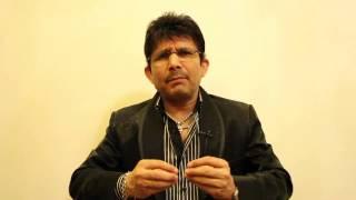 Bombay Velvet Review by KRK   KRK Live   Bollywood