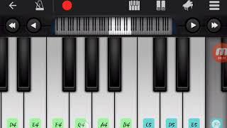 Sanam re Arijit Singh   Easy Mobile Perfect Piano Tutorial