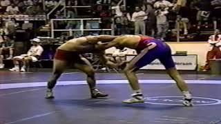 1993 Senior World Championships: 90 kg Kenan Simsek (TUR) vs. Arawat Sabejew (GER)