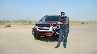Isuzu D-Max V-Cross in Pakistan | PakWheels Expert Review | Specifications  | Price