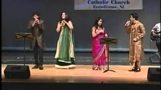 Sujatha Mohan and Shweta Live in US Concert