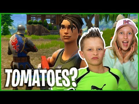 Xxx Mp4 Karina Loves Tomatoes Too Much Fortnite With GamerGirl 3gp Sex