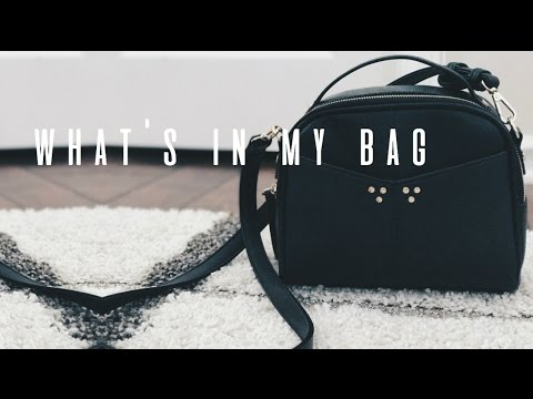 What s In My Bag 2017 Everyday Bag