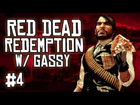 Red Dead Redemption w Gassy Pike s Basin Shootout 4