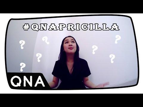 QnA - MAU KASIH KADO KE PRICILICIOUS #QnAPricilla Part 1 | Agatha Pricilla