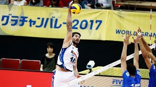 Top 10 Best Volleyball Attacks - Filippo Lanza    World Grand Champions Cup 2017