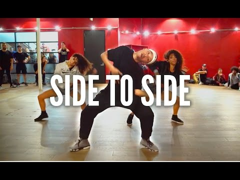 Download ARIANA GRANDE - Side To Side ft. Nicki Minaj | Kyle Hanagami Choreography On Musiku.PW