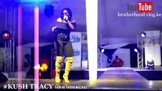 KUSH TRACY PERFORMANCE MR & MISS KCAU VLOG 003