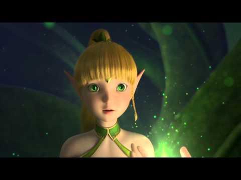 Dragon Nest Movie 2: Throne of Elves 2nd Trailer
