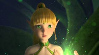 Dragon Nest Movie 2: Throne of Elves 2nd Trailer