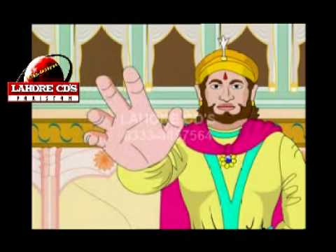 Achoo & Akbar funny cartoon with punjabi dubbing
