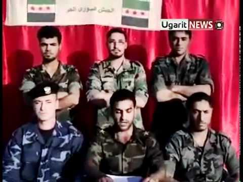 21 1 دير الزور بيان للجيش الحر تشكيل لواء احرار الفرات في المنطقة الشرقية وتبني عدة عمليات ضد كتائب الأسد