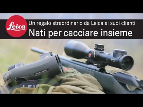 ARS VENANDI VIDEO - LEICA LONG RANGE SHOOTING - TIRO A LUNGA DISTANZA - PUBBLICITA'