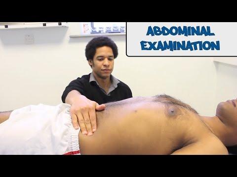 Abdominal Examination OSCE Guide Old version