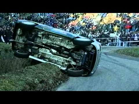 Accidentes espectaculares Crash