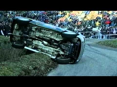 Accidentes espectaculares Crash