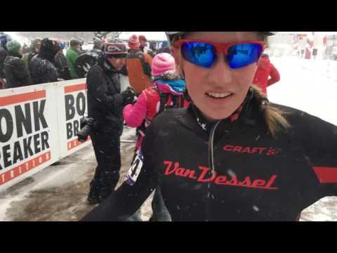 Petra Schmidtmann - Womens 15-16 2nd Place