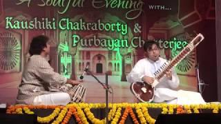 Jogkauns Gat | Purbayan Chatterjee & Satyajit Talwalkar