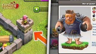 8 Things Clash of Clans Should Have - Watch Tower, Royal Giant! | Update Concepts