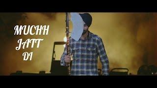 LATEST NEW PUNJABI SONG 2016 HITS HD ● MUCHH JATT DI ● Ajayvir Chhina ●  JATT RECORDS