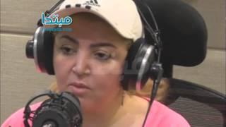 مها أحمد وابنها فى ضيافة «الليلة راديو» على الراديو 9090