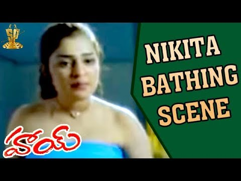 Xxx Mp4 Nikita Thukral Bathing Scene Hai Telugu Movie Aryan Rajesh EVV Suresh Productions 3gp Sex