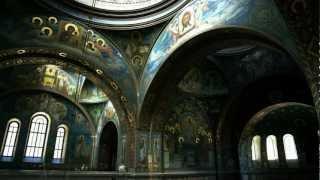 Un día en la vida de un monasterio masculino