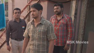Nakul Saves From The Bomb Blast - Tamizhuku En Ondrai Azhuthavum Tamil Movie Scene