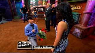 Nice Girls Getting Naughty!!! (The Jerry Springer Show)