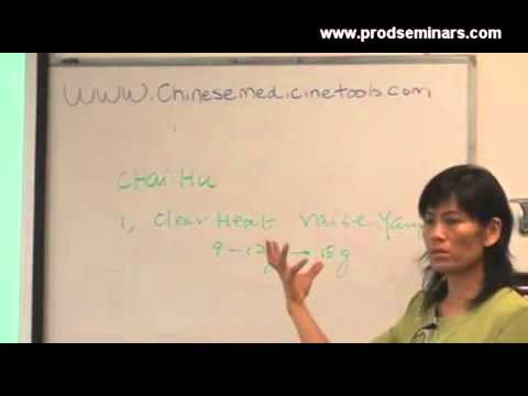 Shiao Ting Jing on Chai Hu Formulas (Part 1) - Acupuncture CEUs Online - ProD Seminars