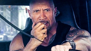 FAST AND FURIOUS 8 Trailer 1 + 2 (2017) The Fate of the Furious