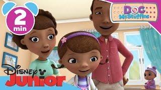 Doc McStuffins | Baby McStuffins! | Disney Junior UK