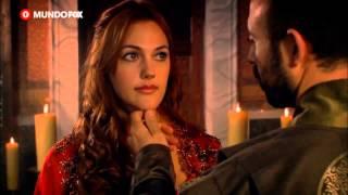 Primer encuentro entre el Sultan Suleiman y Alexandra 720p