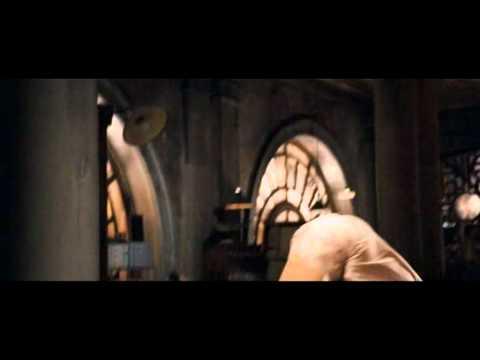 The Mummy 3 Headscissors scene