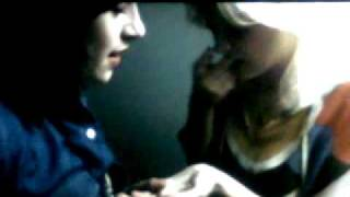 The Runaways: scene of the movie (drugs)