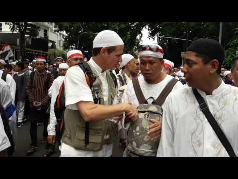 GERMANY Man At Aksi Super Damai INDONESIA 212
