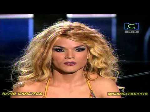 Colombia Tiene Talento 2T SHAKIRO GALAS EN VIVO 5 de Julio de 2013.