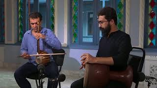 بلور بنفش: همنوازی کمانچه و تنبک، و گشتی در آتشکده دوران ساسانی