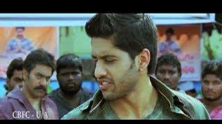 Tadakha Latest Action Trailer - Naga Chaitanya, Tamanna, Sunil, Andrea Jeremiah