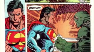 The Death and Return of Superman: Superman vs Doomsday