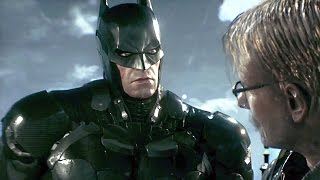 Batman Arkham Knight Gameplay PS4 Walkthrough