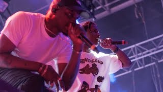 A$AP Mob - Hella Hoes (Live from Rolling Loud)