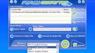 WAV to MP3: How to convert WAV files to MP3 (Converting WAVE to MP3 audio)