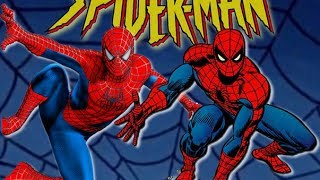 SPIDERMAN 1994: The Animated Serie INTRO (Movies) Live Action